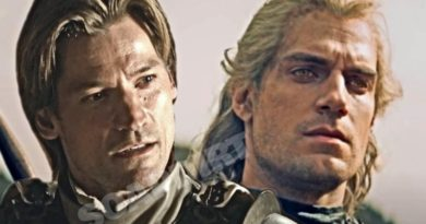 The Witcher: Geralt of Rivia - Henry Cavill - Jaime Lannister - Nikolaj Coster Waldau - Game of Thrones