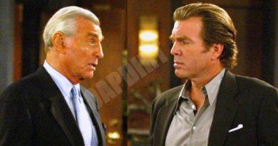 Young and the Restless: Jack Abbott (Peter Bergman) - John Abbott (Jerry Douglas)
