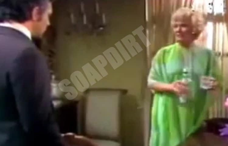 Young and the Restless: Katherine Chancellor (Jeanne Cooper) - Phillip Chancellor II (Donnelly Rhodes)