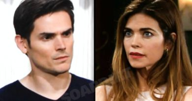 Young and the Restless Spoilers: Adam Newman (Mark Grossman) - Victoria Newman (Amelia Heinle)