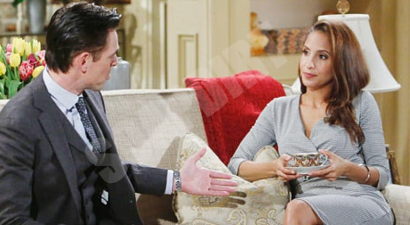 Young and the Restless Spoilers: Lily Winters (Christel Khalil) - Billy Abbott (Jason Thompson)