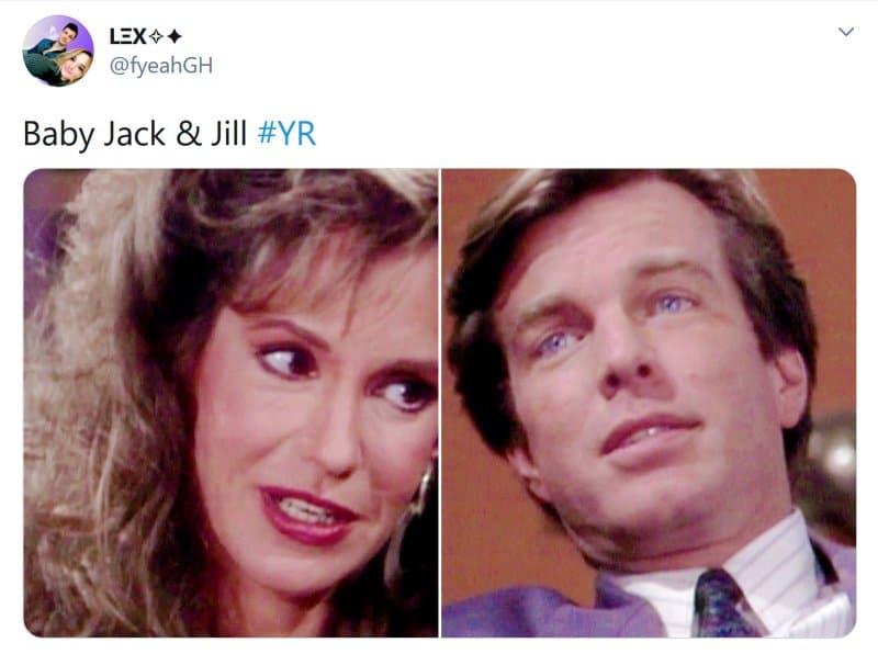 Young and the Restless Spoilers: Jack Abbott (Peter Bergman) - Jill Abbott (Jess Walton)