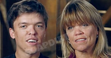 Little People, Big World Spoilers: Amy Roloff - Zach Roloff
