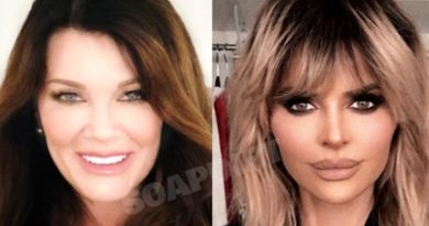 Real Housewives of Beverly Hills - Lisa Rinna - Lisa Vanderpump - RHOBH