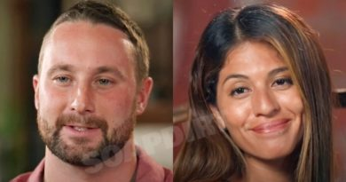 90 Day Fiance: Evelin Villegas - Corey Rathgeber- The Other Way