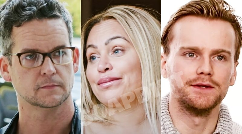 Before the 90 Days: Tom Brooks - Darcey Silva - Jesse Meester - Before the 90 Days