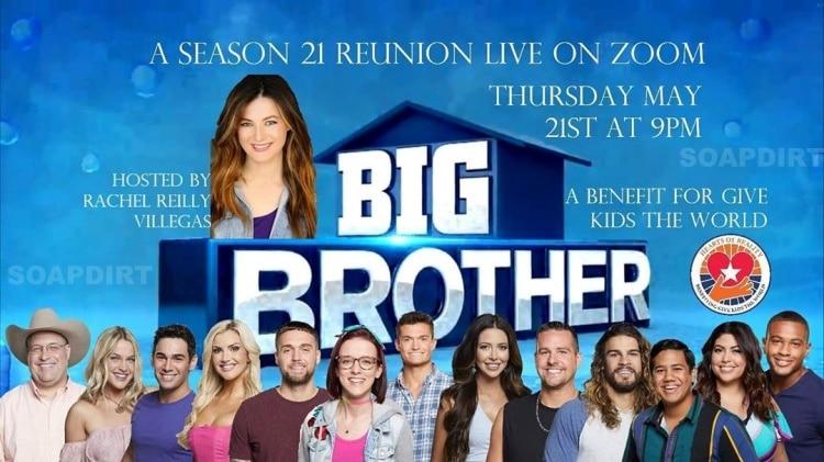 Big Brother: Rachel Reilly