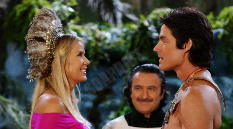 Bold and the Beautiful Spoilers: Brooke Logan (Katherine Kelly Lang) - Ridge Forrester (Ronn Moss)