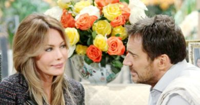 Bold and the Beautiful: Taylor Hayes (Hunter Tylo) - Ridge Forrester (Thorsten Kaye)