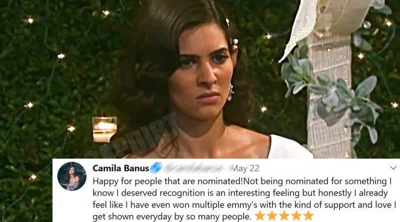 Days of Our Lives: Gabi Hernandez (Camila Banus) Emmy
