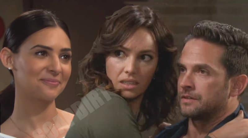 Days of Our Lives Spoilers: Gabi Hernandez (Camila Banus) - Jake Lambert (Brandon Barash) - Gwen (Emily O'Brien)