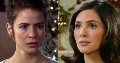 Days of Our Lives Spoilers: Sarah Horton (Linsey Godfrey) - Gabi Hernandez (Camila Banus)