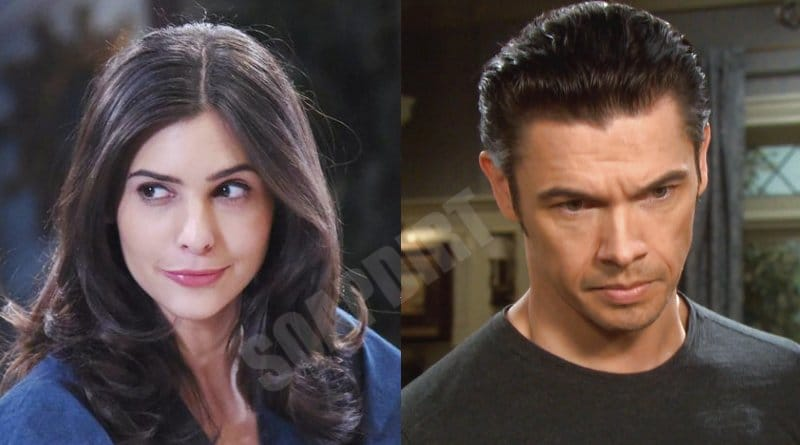 Days of Our Lives Spoilers: Gabi Hernandez (Camila Banus) - Xander Cook (Paul Telfer)