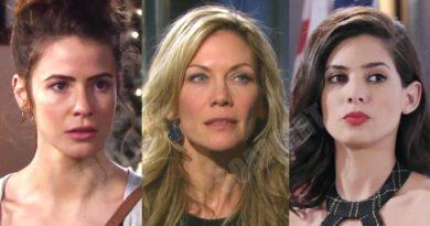Days of Our Lives Spoilers: Gabi Hernandez (Camila Banus) - Sarah Horton (Linsey Godfrey) - Kristen DiMera (Stacy Haiduk)