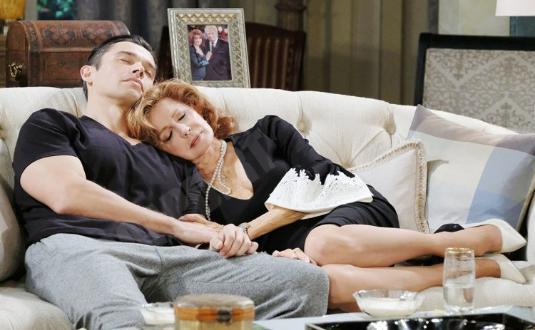 Days of Our Lives Spoilers: Xander Cook (Paul Telfer) - Maggie Horton (Suzanne Rogers)