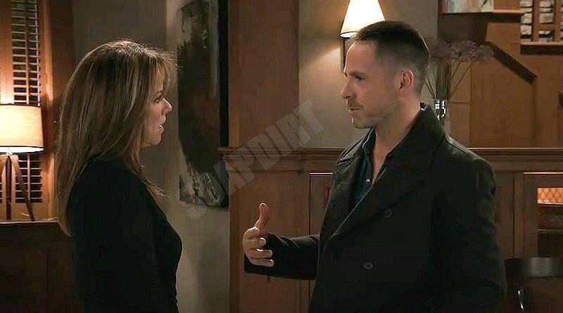 General Hospital Spoilers: Alexis Davis (Nancy Lee Grahn) Julian Jerome (William deVry)