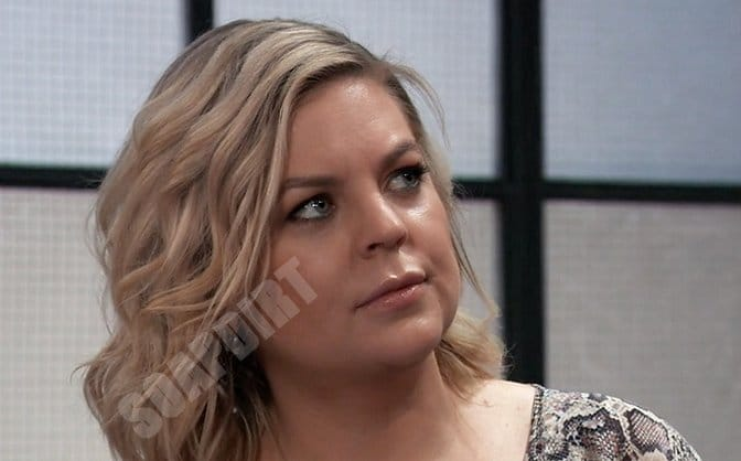 General Hospital Spoilers: Maxie Jones (Kirsten Storms)