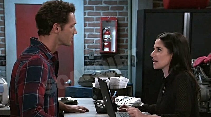 General Hospital Spoilers: Sam McCall (Kelly Monaco) - Brando Corbin (Johnny Wactor)