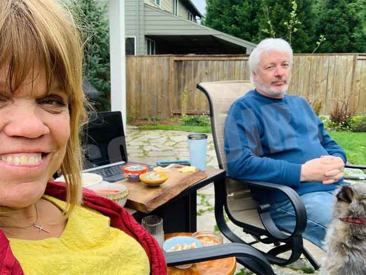 Little People Big World: Amy Roloff - Chris Marek
