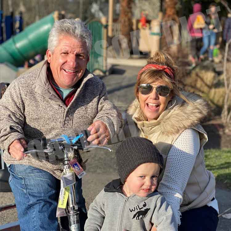 Little People Big World: Matt Roloff - Jackson Roloff - Caryn Chandler