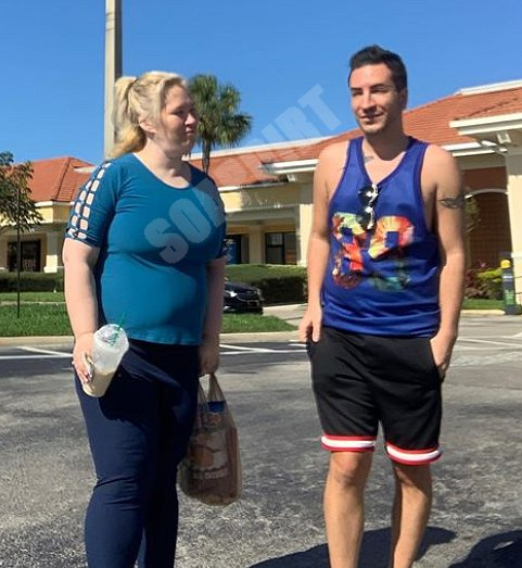 Mama June: From Not To Hot - June Shannon - Adam Barta