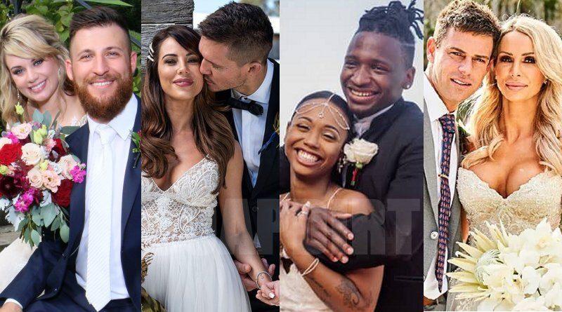 Married at First Sight: Kate Sisk-Luke Cuccurullo - KC Osborne- Drew Brauer-Stacey Hampton - Michael Goonan