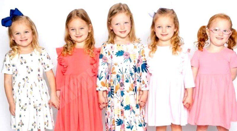 Outdaughtered: Riley Busby - Hazel - Parker - Olivia - Ava