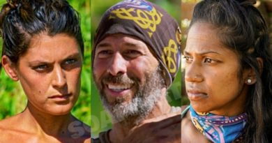 Survivor: Winners at War - Michele Fitzgerald - Tony Vlachos - Natalie Anderson