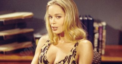 Young and the Restless: Grace Turner (Jennifer Gareis)