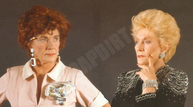 Young and the Restless: Katherine Chancellor (Jeanne Cooper) - Marge