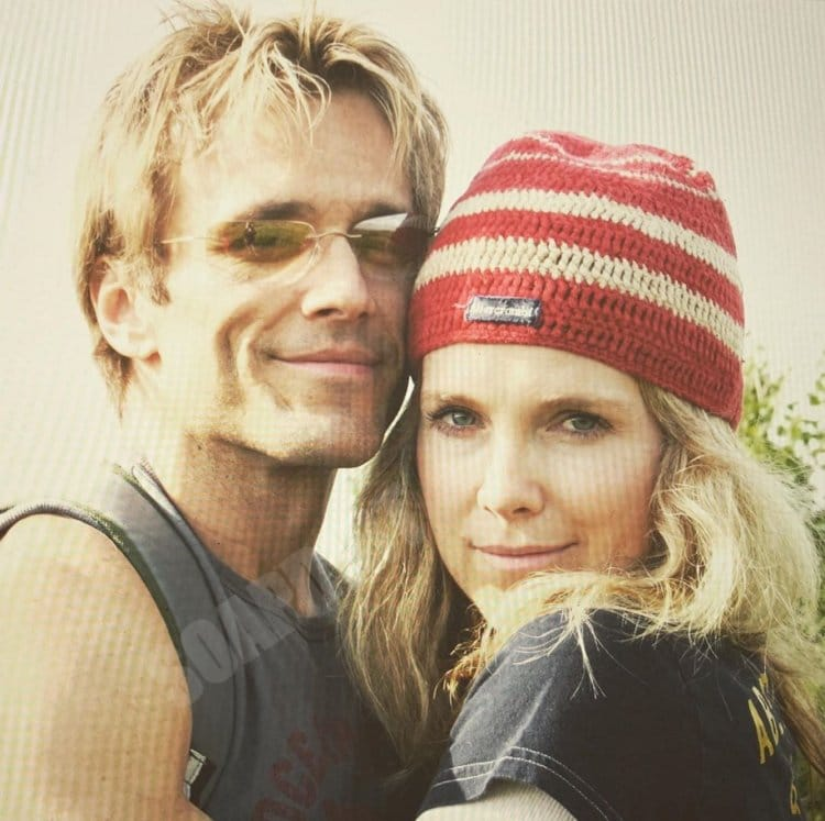 Young and the Restless: Ryan McNeil (Scott Reeves) & Wife Melissa Reeves