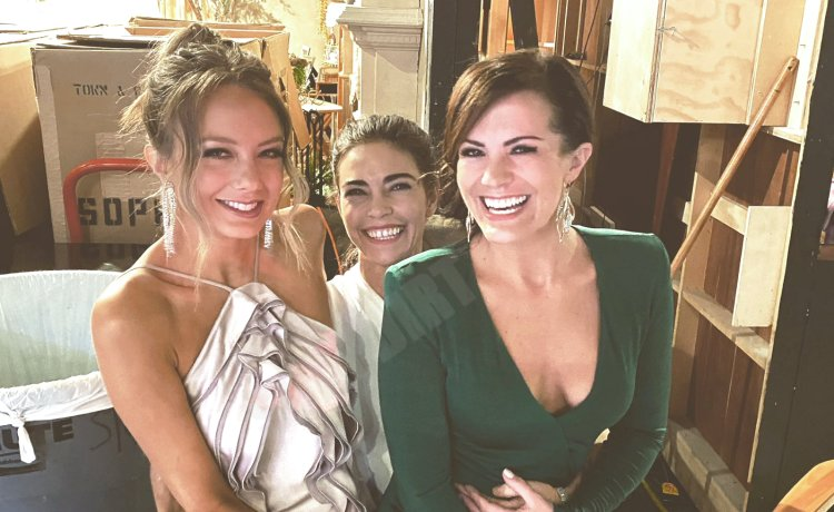 Young and the Restless Spoilers: Abby Newman (Melissa Ordway) - Victoria Newman (Amelia Heinle) - Chelsea Newman (Melissa Claire Egan)