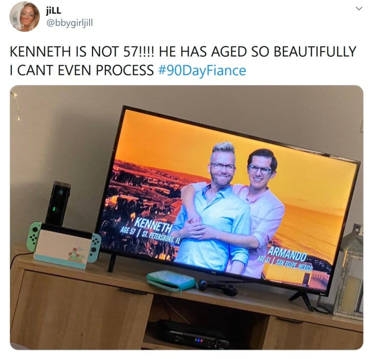 90 Day Fiance: Kenneth - The Other Way