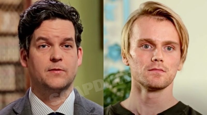 90 Day Fiance: Before the 90 Days: Tom Brooks - Jesse Meester