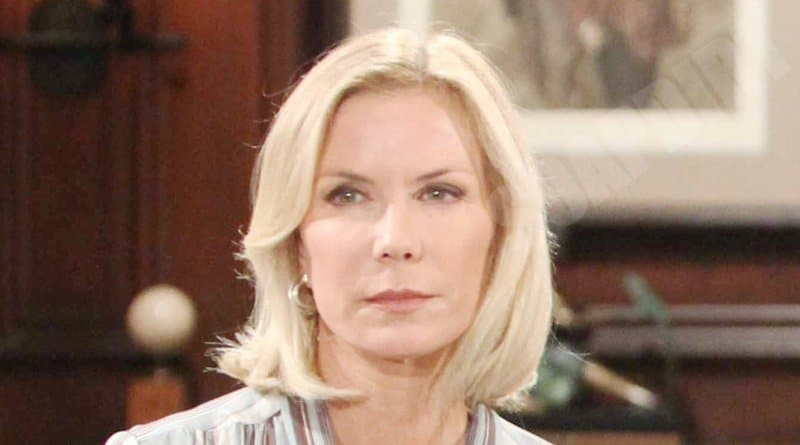 Bold and the Beautiful: Brooke Logan (Katherine Kelly Lang)