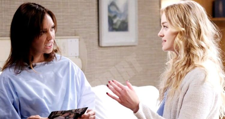 Days of Our Lives Spoilers: Claire Brady (Olivia Rose Keegan) - Gwen (Emily O'Brien)