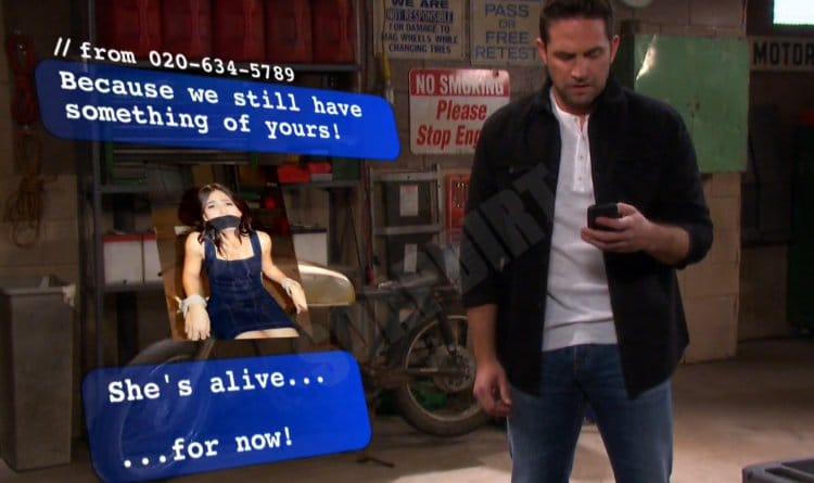 Days of Our Lives Spoilers: Jake Lambert (Brandon Barash) - Gabi Hernandez (Camila Banus)