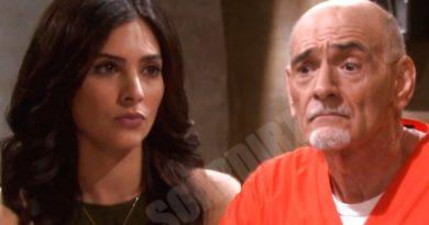 Days of Our Lives Spoilers: Gabi Hernandez (Camila Banus) - Stefan DiMera (Brandon Barash) - Dr Rolf (William Utay)