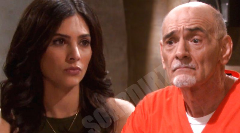 Days of Our Lives Spoilers: Gabi Hernandez (Camila Banus) - Stefan DiMera (Brandon Barash) - Dr Rolf (William Utay)