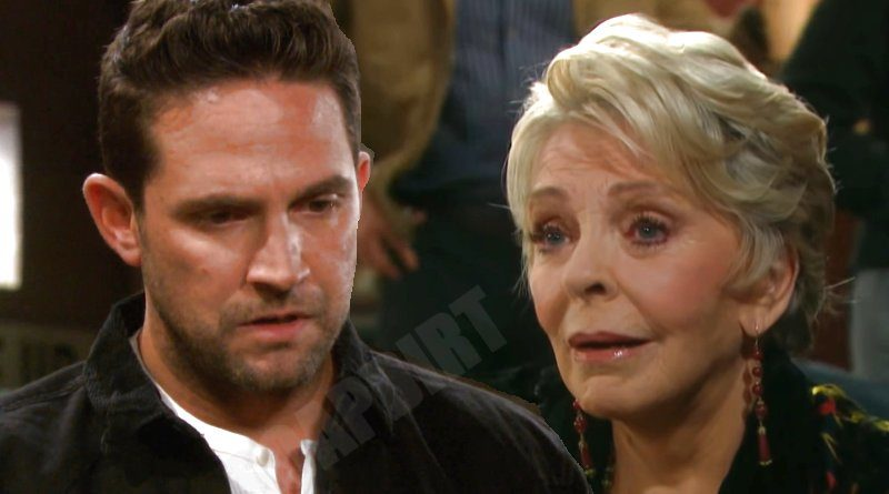 Days of Our Lives Spoilers: Julie Williams (Susan Seaforth Hayes) - Stefan DiMera (Brandon Barash) - Jake Lambert