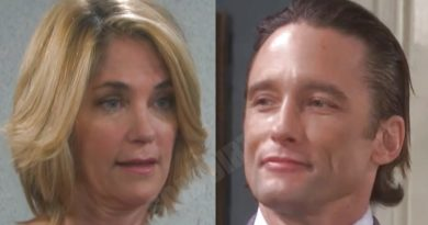 Days of our Lives Comings Goings: Philip Kiriakis (Jay Kenneth Johnson) - Eve Donovan (Kassie DePaiva)