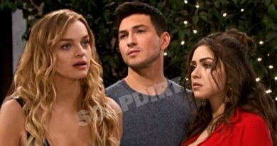 Days of Our Lives Spoilers: Claire Brady (Olivia Rose Keegan) - Ben Weston (Robert Scott Wilson) - Ciara Brady (Victoria Konefal)