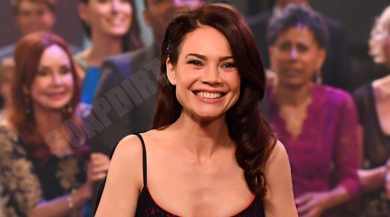 General Hospital: Elizabeth Webber (Rebecca Herbst)