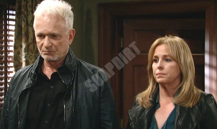 General Hospital: Luke Spencer (Anthony Geary) - Laura Spencer (Genie Francis)