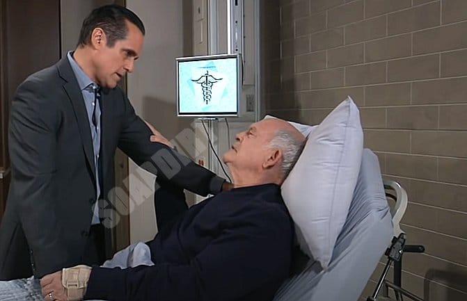 General Hospital Spoilers: Sonny Corinthos (Maurice Benard) - Mike Corbin (Max Gail)