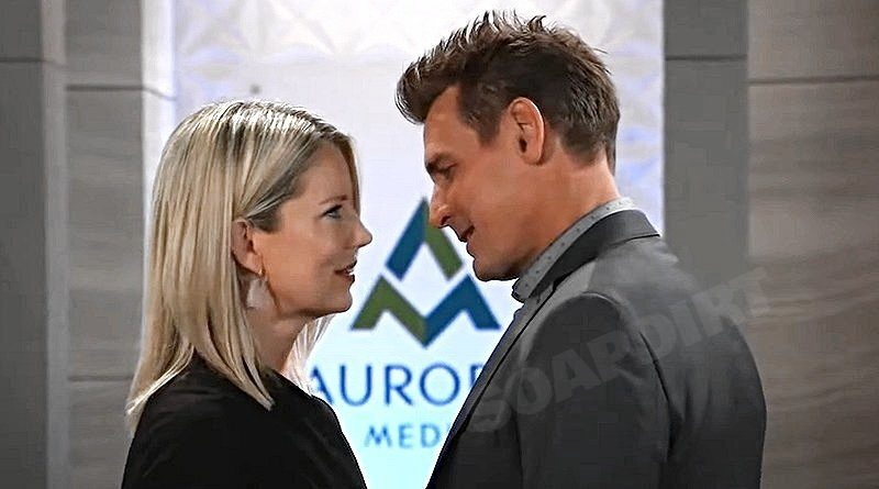 General Hospital Spoilers: Nina Reeves (Cynthia Watros) - Jasper Jacks (Ingo Rdemacher) - Jax