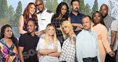 Love After Lockup: Cast