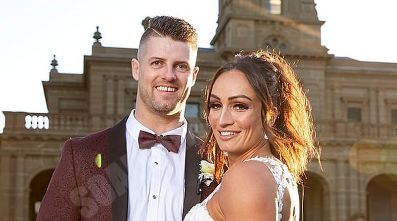 Married At First Sight: Australia - David Cannon - Hayley Vernon