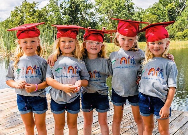 Outdaughtered: Ava Busby - Parker Busby- Olivia - Riley Busby - Hazel Busby