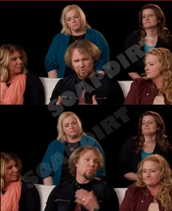 Sister Wives: Meri Brown - Kody Brown - Christine Brown - Robyn Brown - Janelle Brown
